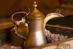 bedouin coffee pot